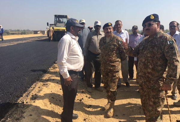 FWO work on CPEC International projects on progress