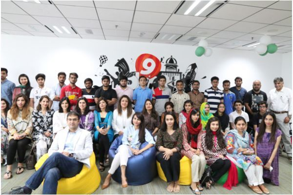 TECH Global Competition for WOMEN with Plan9 and CIRCLE in Lahore!