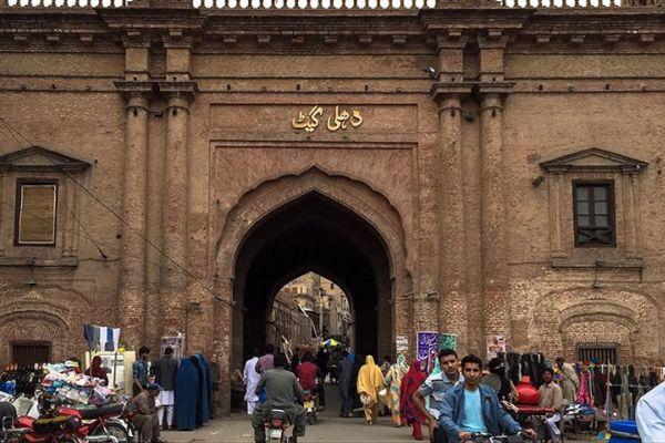 lahore delhi gate