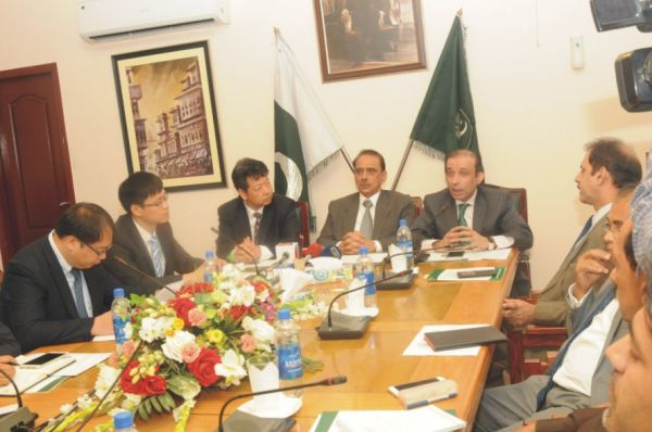 First ever technical and vocational university of Pakistan will start admission in October: Irfan Qaiser Sheikh
