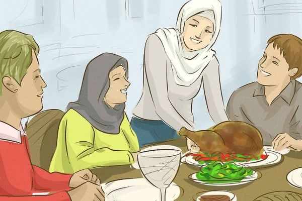 Have Food with Fun with Loved Ones