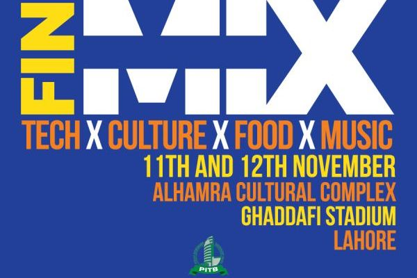 PITB to hold Pakistan's first, biggest tech-lifestyle festival, The MIX in Lahore
