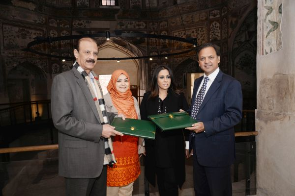 The Walled City of Lahore Authority partners with Destinations Magazine and Daewoo Express to promote the heritage, culture and splendor of the Walled City