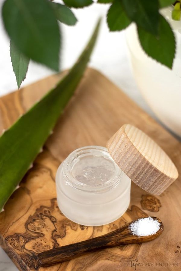 DIY Aloe Vera Mask for Skin