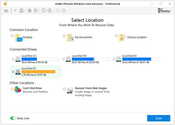 recover lost word files