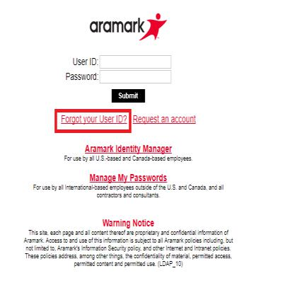 Aramark Webmail Sign-in