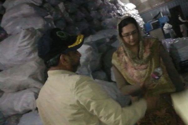 Selling unsafe tap water as mineral water, PFA seals fake mineral water factory