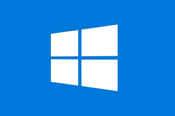 Windows 10 LogoBlue
