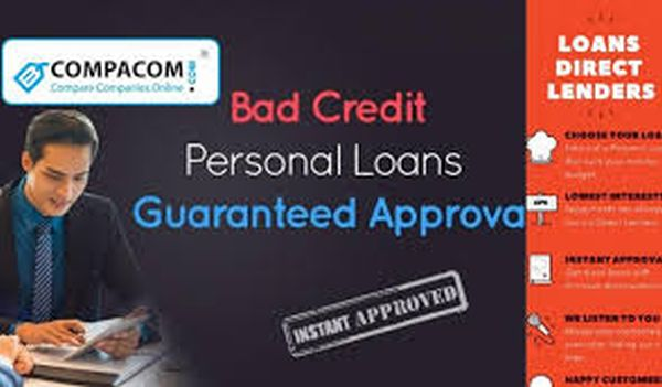 Bad Credit Personal Loan