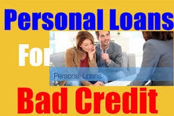 Bad Credit Personal Loan