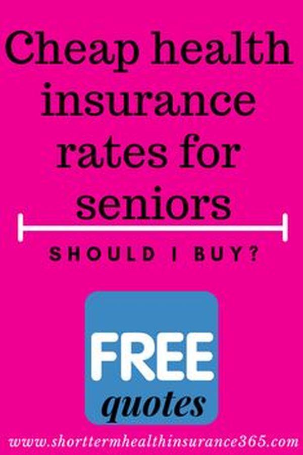 Cheapest Health Insurance