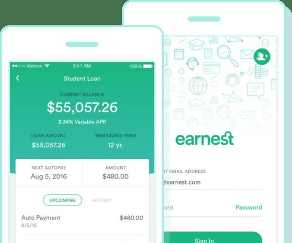 Earnest Personal Loan