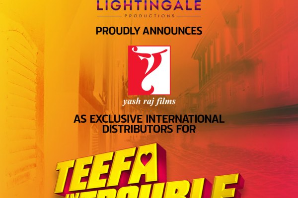 Lightingale Productions historic partnership with YRF films