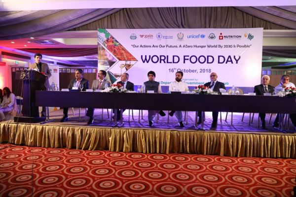 PFA celebrates World Food Day