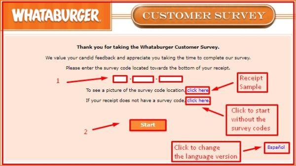 www.whataburgerfeedback.com: Free Burgers for All Who Take the Whataburger Survey