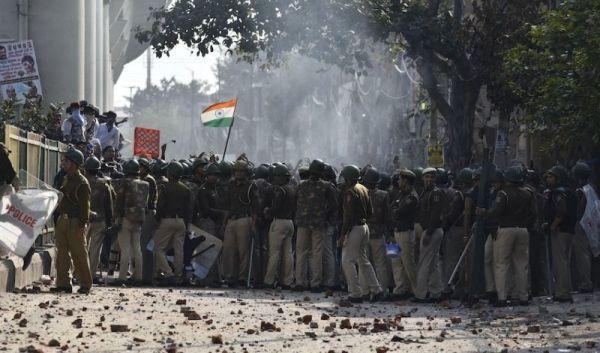 Anti-Muslim Violence in India