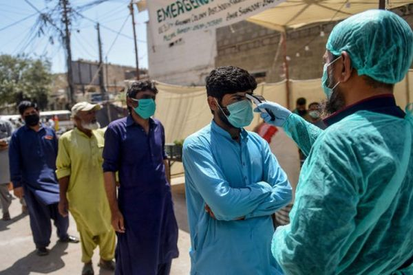 Pakistan coronavirus cases