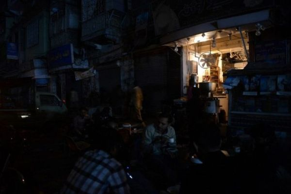 night time power load shedding