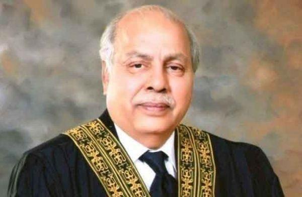 CJP Gulzar Ahmed