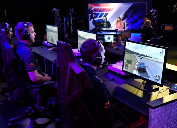 Online Game Grand Final