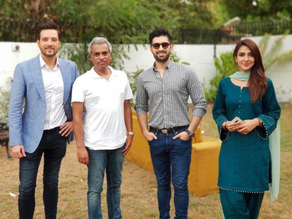 Rabab Hashim to Star Alongside Muneeb Butt and Mikaal Zulfiqar in 'Qarrar'