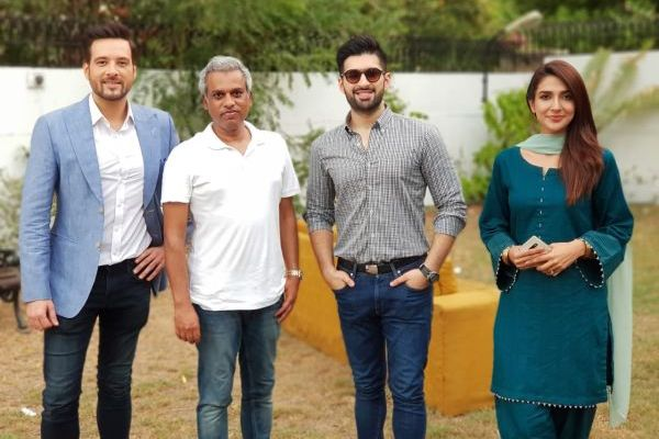 Rabab Hashim to Star Alongside Muneeb Butt and Mikaal Zulfiqar in 'Qarrar'