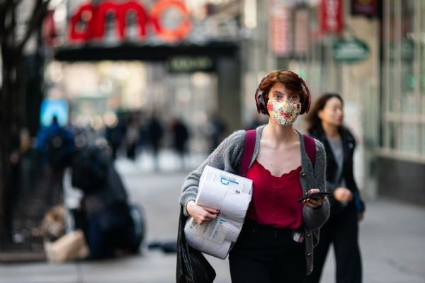 New York City On Edge As Coronavirus Spreads