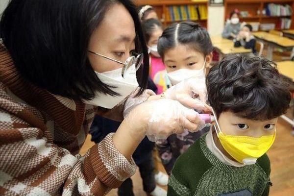 Health Risks Of Covid-19 For Children