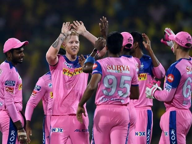 A group of players celebrating - Image: Business Standard