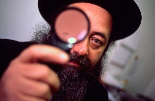 Israel - Jerusalem - Yehuda Gordon, a Jerusalem based Rabbi