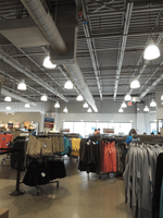 retail ductwork