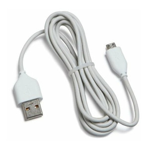 Amazon Kindle Micro USB Cable, White (Works with Kindle Fire, Touch, Keyboard, DX, and Kindle) - Updated Design