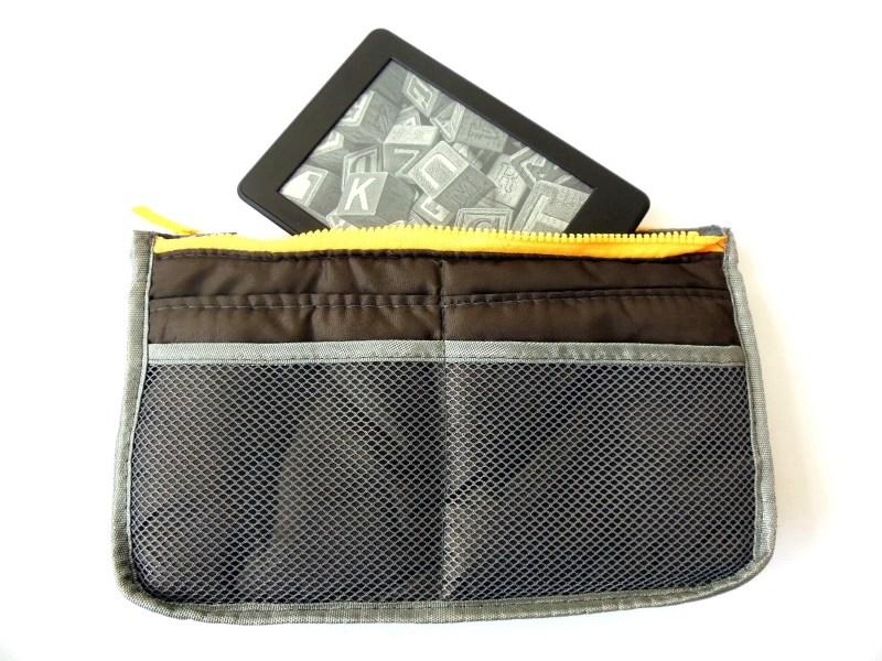 How to organize your handbags using Periea Handbag Organizer