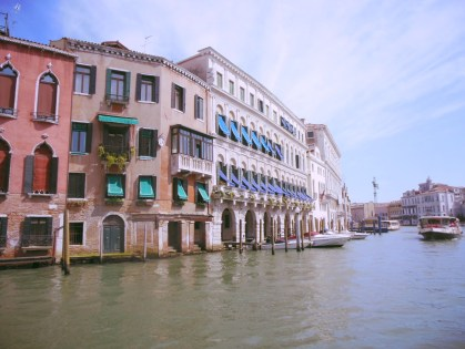 Colorful Venice, Italy