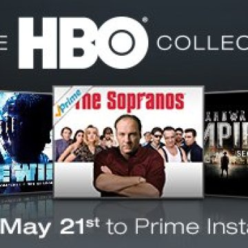 The HBO Collection: The new reason why you should join Amazon Prime