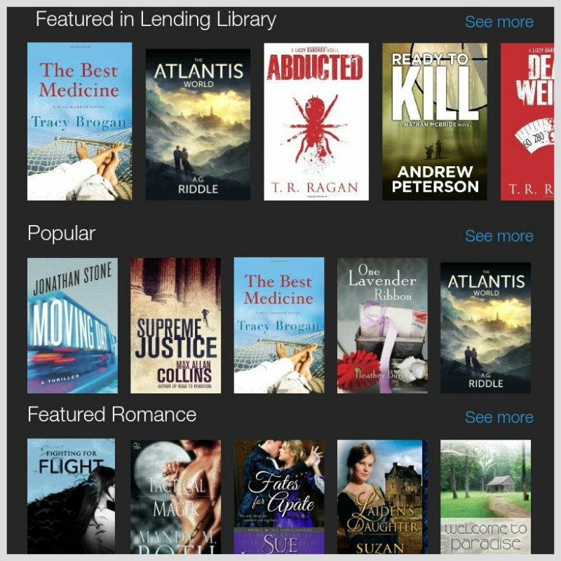 How to borrow ebooks from Kindle Owners' Lending Library on your Kindle Fire