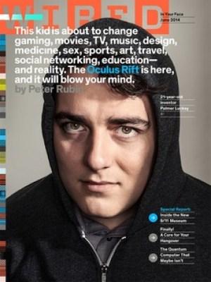 Wired Interactive Magazine