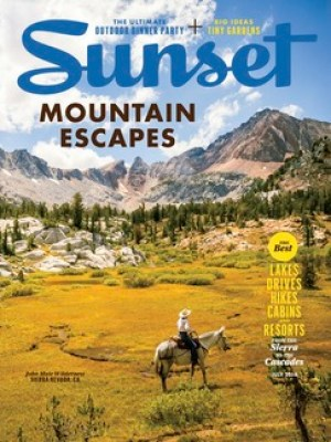 Sunset Interactive Magazine for Kindle Fire