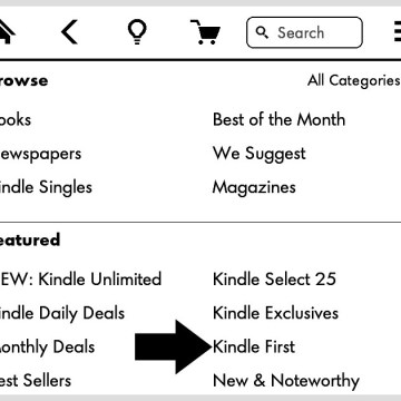 Kindle First: How to download two of four FREE Kindle books on your Kindle