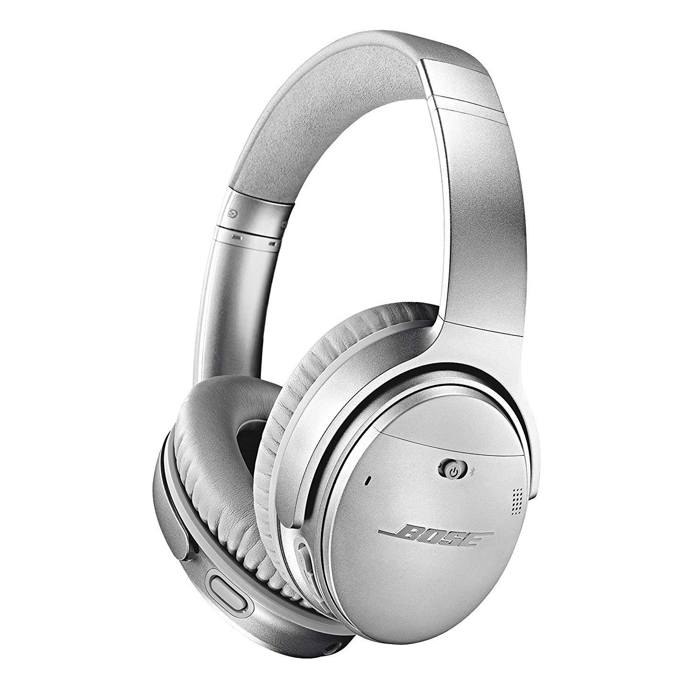Bose QuietComfort 35 Wireless Headphones II Noise-Cancelling with Alexa voice control