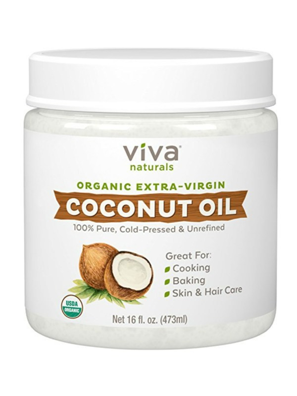 Viva Naturals Organic Extra Virgin Coconut Oil