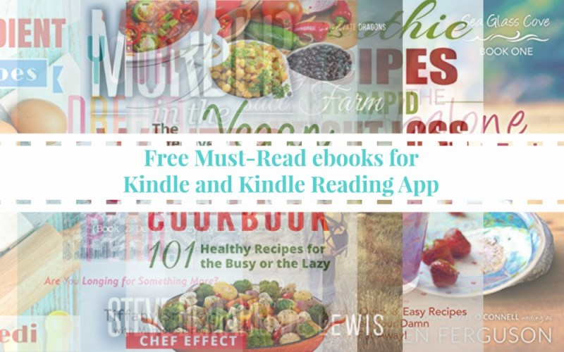 Free Must-Read ebooks for Kindle and Kindle Reading App - Part One