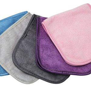"""S & T Always Off Makeup Remover Cloths 6"""" x 12"""" - Pack of 5"""