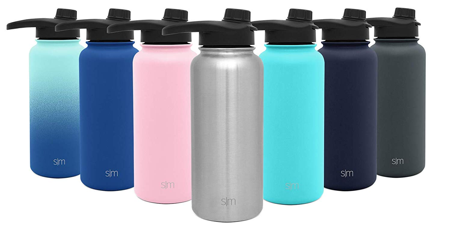 744d1657c5 Simple Modern Stainless Steel Summit Water Bottle with Chug Lid ...