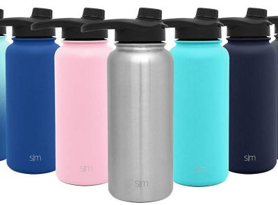 97c5601381 Simple Modern Stainless Steel Summit Water Bottle with Chug Lid