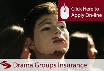 drama groups liability insurance