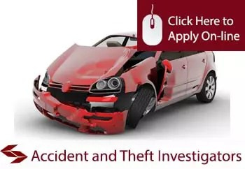 accident and theft investigators professional indemnity insurance in Ireland