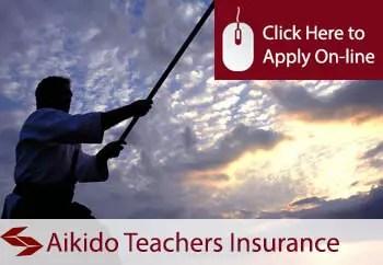aikido teachers public liability insurance