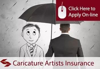 caricature artists public liability insurance