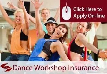 dance workshops liability insurance